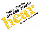 Higher Education Access Route