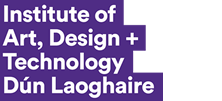 Logo for Institute of Art, Design and Technology Dun Laoghaire