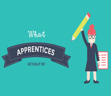 What does an insurance apprentice actually do?