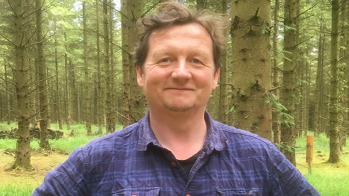Cullen Fellow research on the carbon cycle at Burrishoole catchment