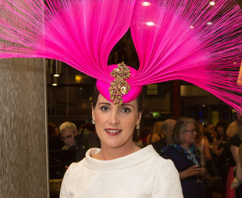 Q and A With Milliner Caithriona King