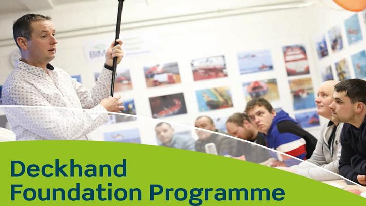 BIM Launches New Deckhand Training Programme