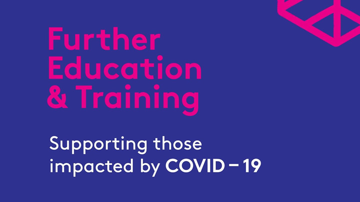 Further education and training sector here to help national response to COVID-19