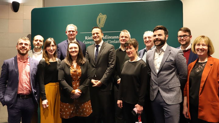 One Fifth of New Public Service Recruits will be Competent in Irish