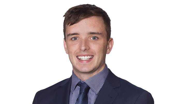 Jack Owens – Business Tourism Intern at Fáilte Ireland