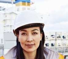 Bridget Gavin - Marine Engineer