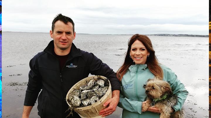 Aisling Kelly, Sligo Oyster Experience