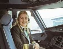A Day in the Life of Captain Elaine Egan Aer Lingus Pilot