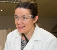 Rachel Hersee - Research Chemist