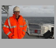 A day in the life of an Onboard Geophysicist