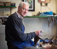 Ger Peacocke: My Career as a Shoemaker