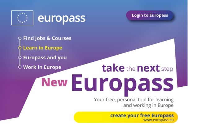 Europass: Take The Next Step