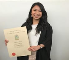Roseanne Dizon - Student Engineer